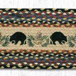 49-ST043BB_Black Bears Stair Tread