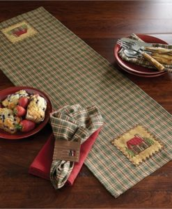 675-12 – Cabin Table Runner – 36L