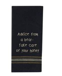 72-056_Advice from a bear dishtowel2
