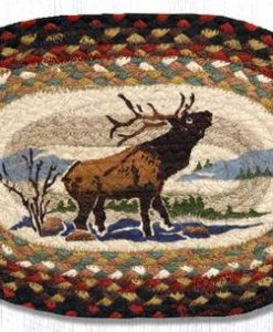 81-319WE_Winter Elk 10×15 mat