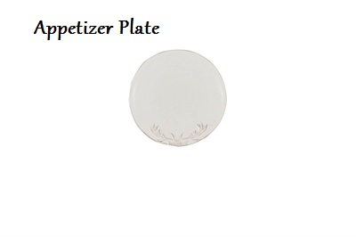 8210-653_Appetizer Plate