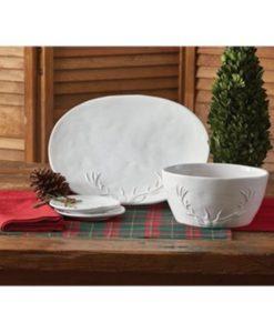 8210 – Platter, Serving Bowl, appetizer plate