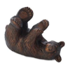 Big Sky Carvers Jeff Fleming Bearfoots Bear Wine Bottle Holder
