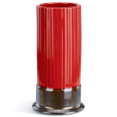 Big Shot 12 Gauge Shotgun Shell Glass
