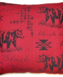 Black Bear Scarlet