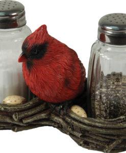 Cardinal in nest S&P