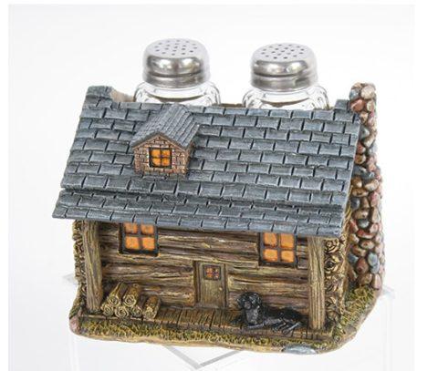 Log Cabin S&P Shaker