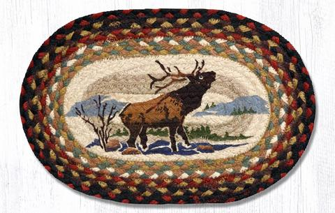 MSP-319_Winter Elk Printed Placemat
