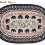 OP-313BB_20x30_Oval_Black Bear's Red Star