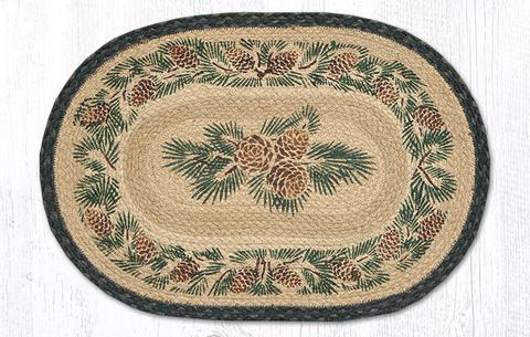 PM-025A_Pinecone Printed Placemat