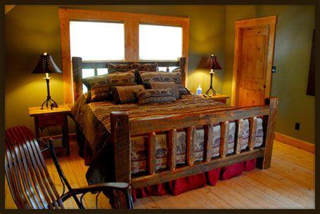 Tenon Bed